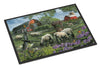 Pleasant Valley Sheep Farm Indoor or Outdoor Mat 24x36 PTW2026JMAT - the-store.com