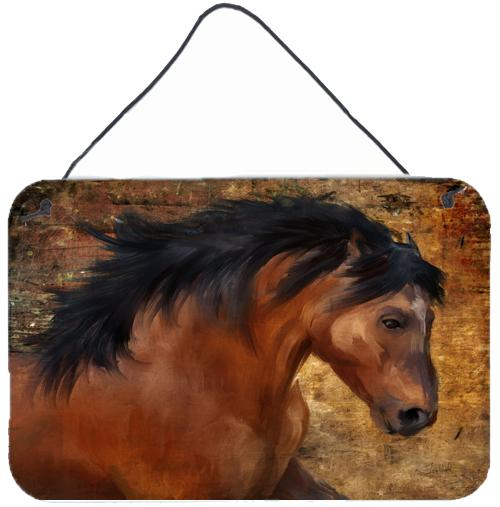 Buy this Wild Horse Wall or Door Hanging Prints PTW2027DS812