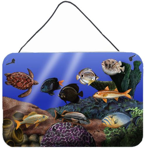 Buy this Undersea Fantasy 1 Wall or Door Hanging Prints