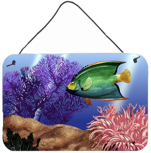 Buy this Undersea Fantasy 2 Wall or Door Hanging Prints