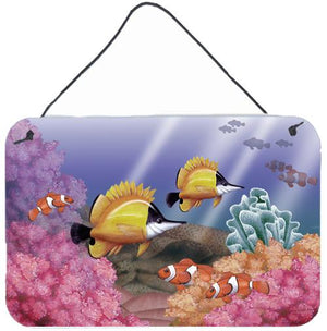 Buy this Undersea Fantasy 6 Wall or Door Hanging Prints PTW2031DS812