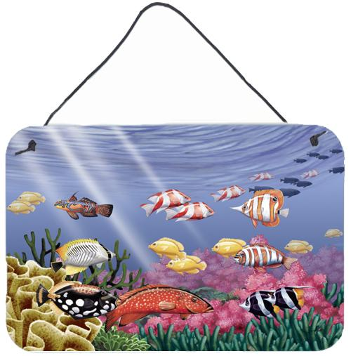 Buy this Undersea Fantasy 7 Wall or Door Hanging Prints PTW2032DS812