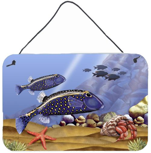 Buy this Undersea Fantasy 8 Wall or Door Hanging Prints