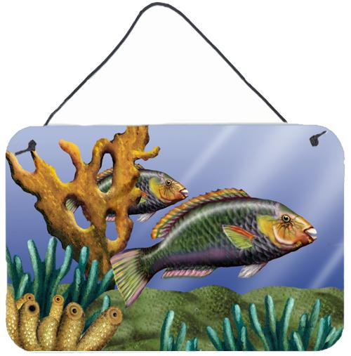 Buy this Undersea Fantasy 11 Wall or Door Hanging Prints PTW2036DS812