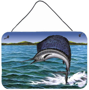 Buy this Blue Marlin Wall or Door Hanging Prints