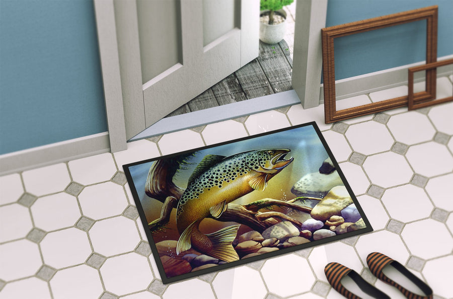 Buy this Brook Trout Indoor or Outdoor Mat 24x36 PTW2038JMAT