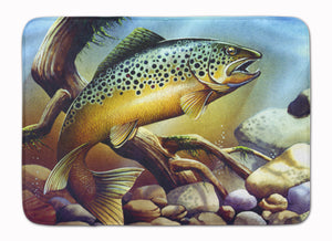 Buy this Brook Trout Machine Washable Memory Foam Mat PTW2038RUG