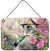 Buy this Garden Gazebo Hummingbird Wall or Door Hanging Prints