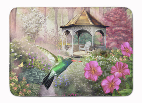 Buy this Garden Gazebo Hummingbird Machine Washable Memory Foam Mat PTW2052RUG