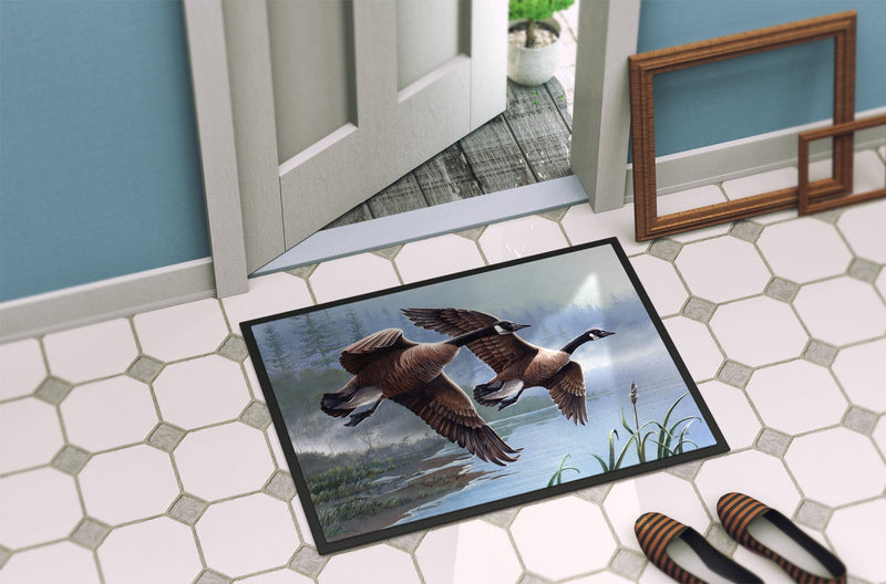 Buy this Geese on the Wing Indoor or Outdoor Mat 24x36 PTW2054JMAT