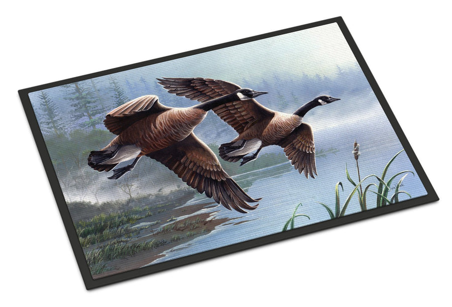 Buy this Geese on the Wing Indoor or Outdoor Mat 18x27 PTW2054MAT