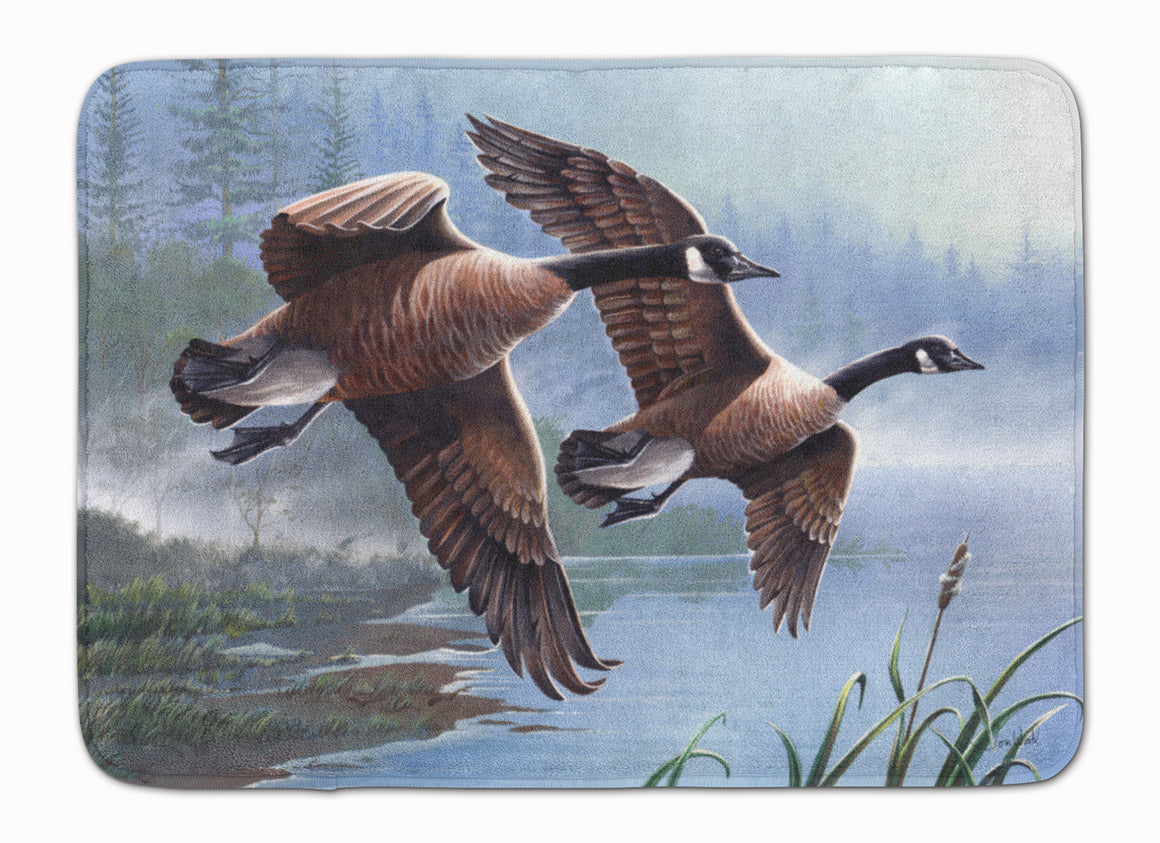 Buy this Geese on the Wing Machine Washable Memory Foam Mat PTW2054RUG