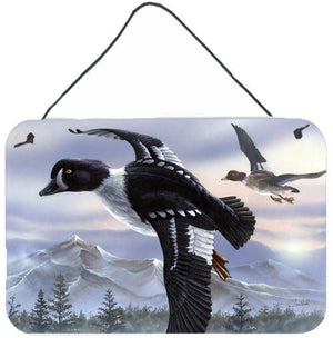 Buy this Goldeneye Ducks Flying Wall or Door Hanging Prints