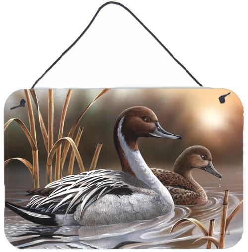 Pintails Wall or Door Hanging Prints PTW2060DS812 by Caroline's Treasures