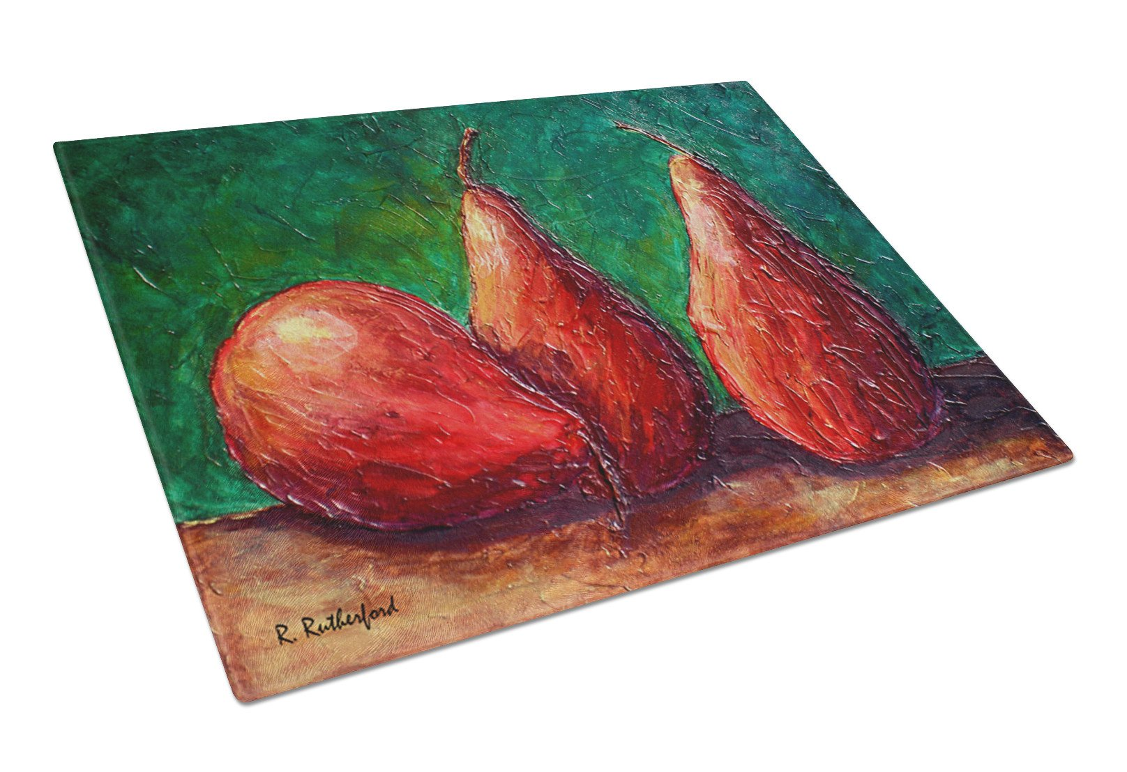 Buy this Pears Glass Cutting Board Large