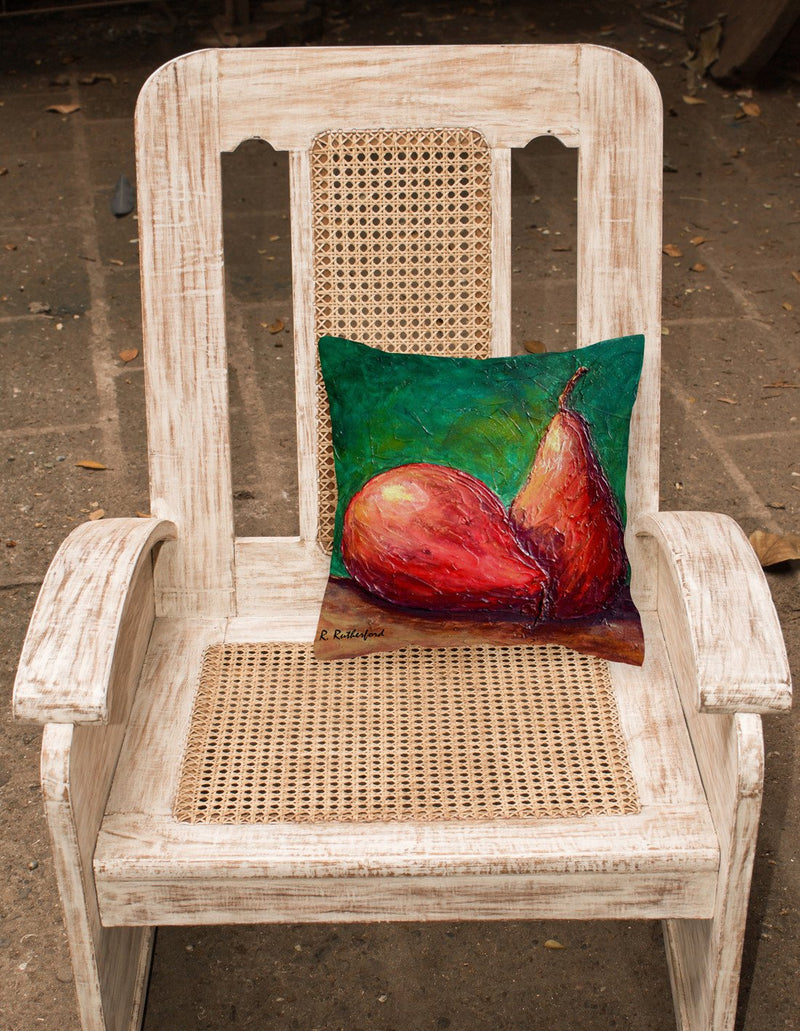 Buy this Pears Decorative   Canvas Fabric Pillow