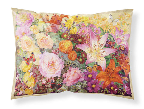 Buy this Autumn Floral by Anne Searle Fabric Standard Pillowcase SASE0955PILLOWCASE