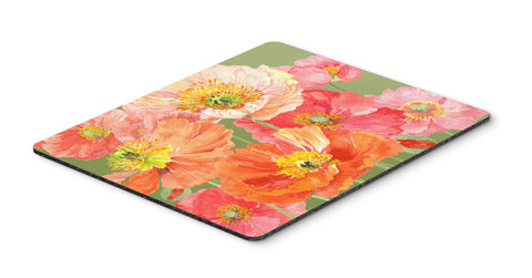 Buy this Poppies by Anne Searle Mouse Pad, Hot Pad or Trivet SASE664CMP