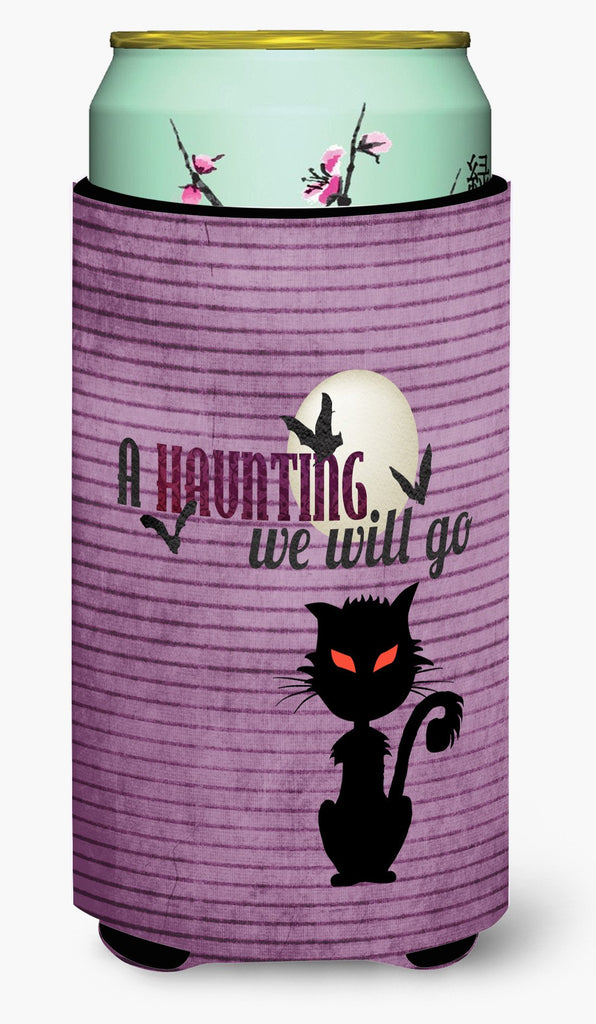 Buy this A Haunting we will go Halloween  Tall Boy Beverage Insulator Beverage Insulator Hugger