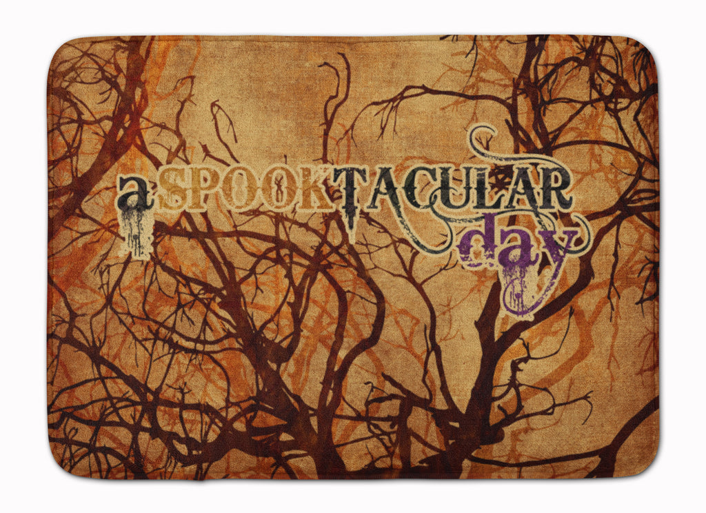 Buy this A Spook Tacular Day Halloween Machine Washable Memory Foam Mat SB3016RUG