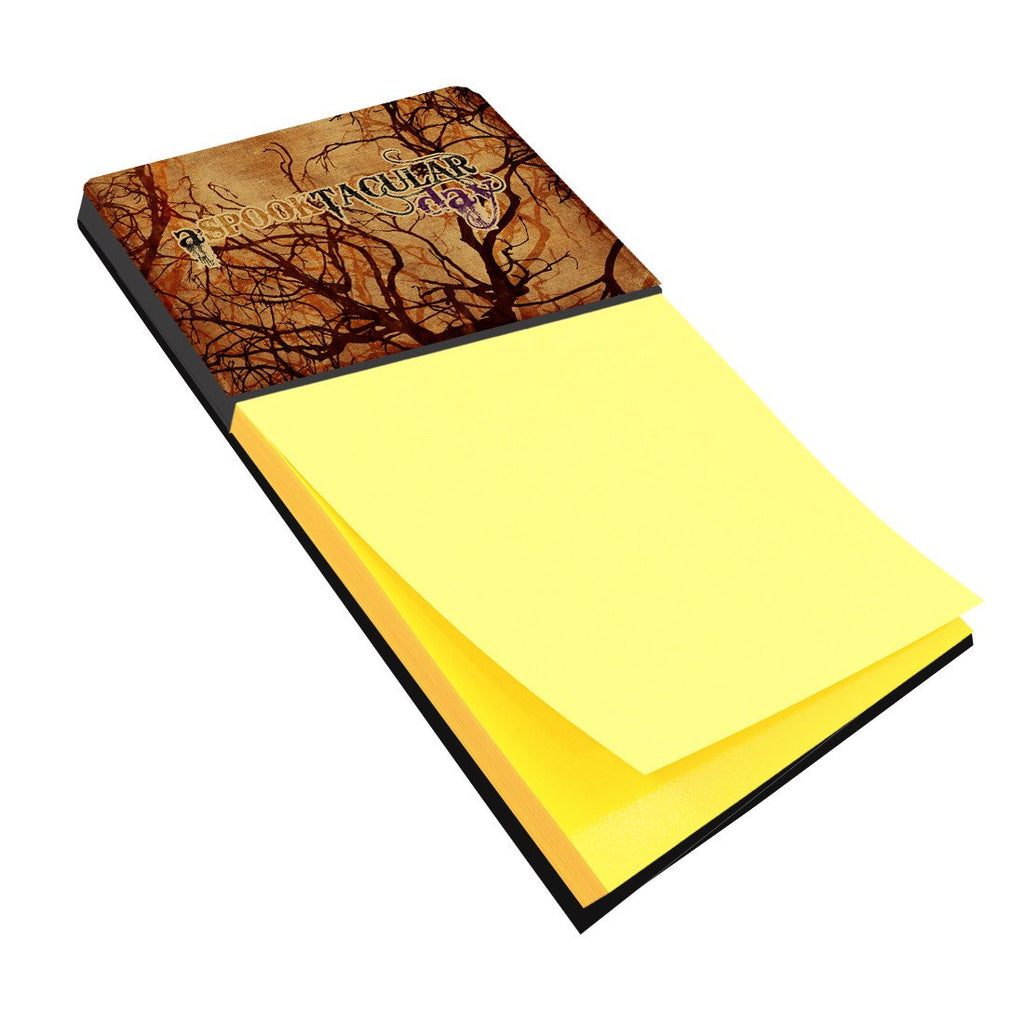 Buy this A Spook Tacular Day Halloween Refiillable Sticky Note Holder or Postit Note Dispenser SB3016SN