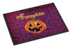 Hello Pumpkin Halloween Indoor or Outdoor Mat 24x36 Doormat - the-store.com