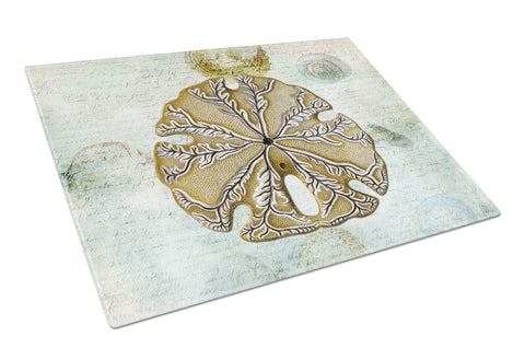 Buy this Sand Dollar  Glass Cutting Board Large