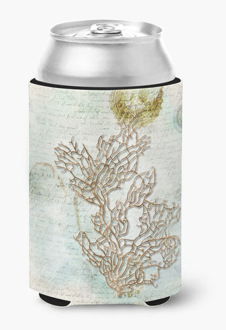Buy this Coral  Can or Bottle Beverage Insulator Hugger
