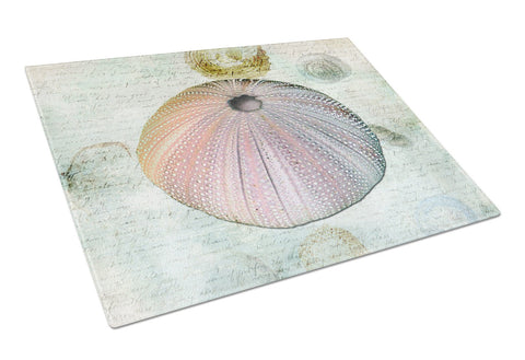 Buy this Anemone  Glass Cutting Board Large