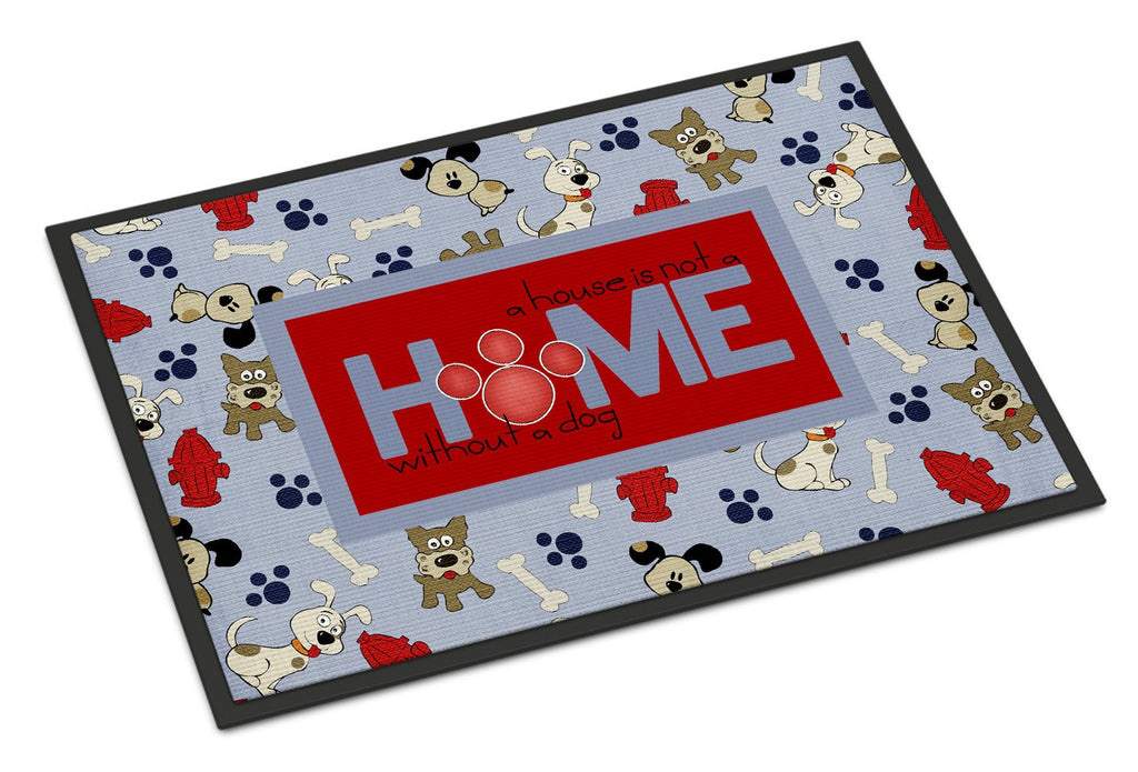 Buy this A House is not a home without a dog Indoor or Outdoor Mat 24x36 SB3052JMAT