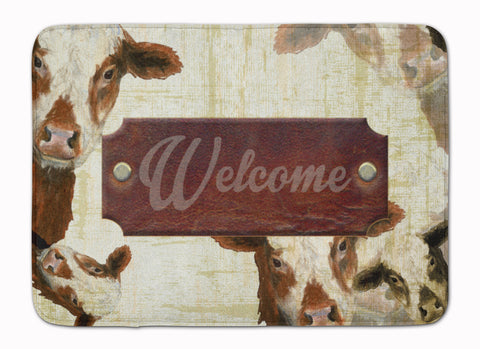 Buy this Welcome cow Machine Washable Memory Foam Mat SB3065RUG
