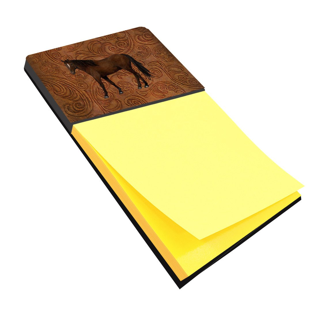 Horse Refiillable Sticky Note Holder or Postit Note Dispenser SB3066SN by Caroline's Treasures