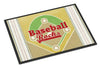 Baseball Rocks Indoor or Outdoor Mat 24x36 SB3077JMAT - the-store.com