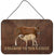 Buy this Welcome to the Ranch with the Cow and Baby Wall or Door Hanging Prints