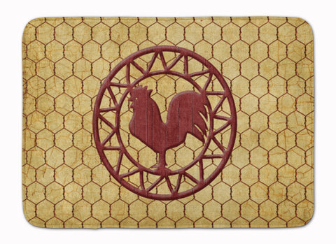 Buy this Rooster Chicken Coop Machine Washable Memory Foam Mat SB3085RUG