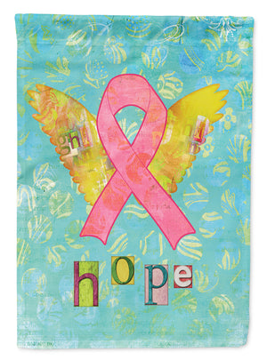 Buy this Hope Angel Breast Cancer Pink Ribbon Flag Garden Size SB3095GF