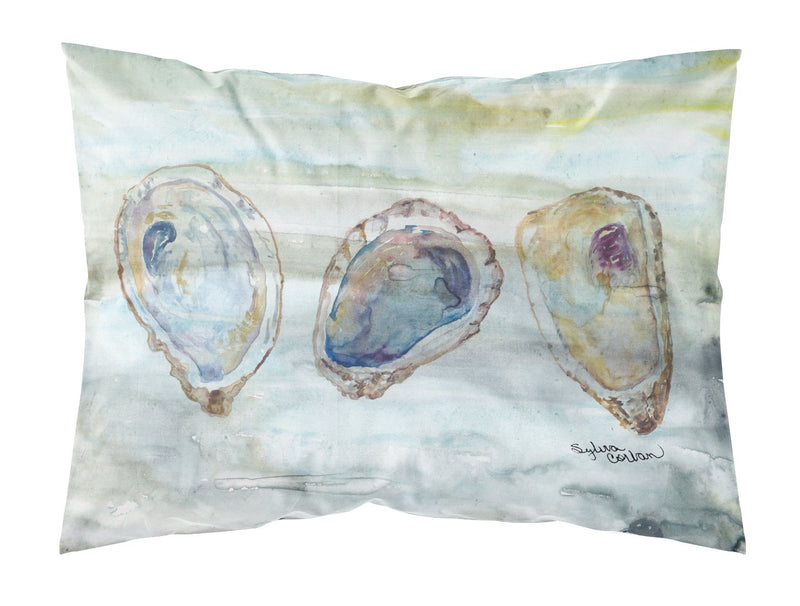 Buy this Oysters Watercolor Fabric Standard Pillowcase SC2001PILLOWCASE