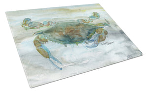 Buy this Crab a leg up Watercolor Glass Cutting Board Large SC2002LCB