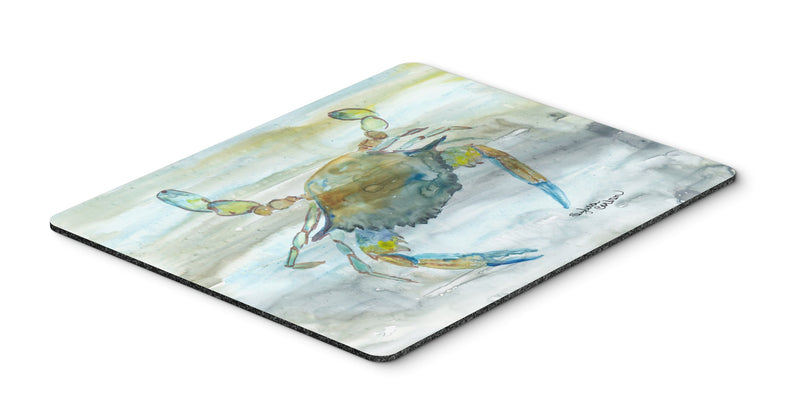 Buy this Blue Crab #2 Watercolor Mouse Pad, Hot Pad or Trivet SC2004MP