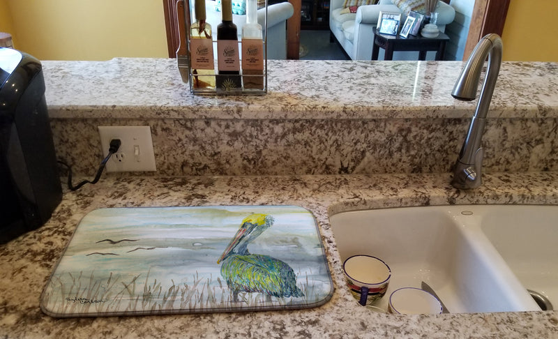 Buy this Pelican Watercolor Dish Drying Mat SC2008DDM