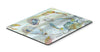 Crab, Shrimp and Oyster Watercolor Mouse Pad, Hot Pad or Trivet SC2010MP by Caroline's Treasures