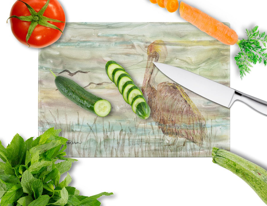Buy this Brown Pelican Sunset Glass Cutting Board Large SC2011LCB