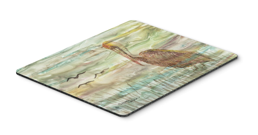 Buy this Brown Pelican Sunset Mouse Pad, Hot Pad or Trivet SC2011MP