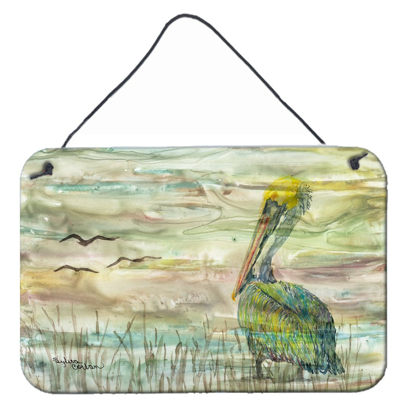 Buy this Pelican Sunset Wall or Door Hanging Prints SC2012DS812