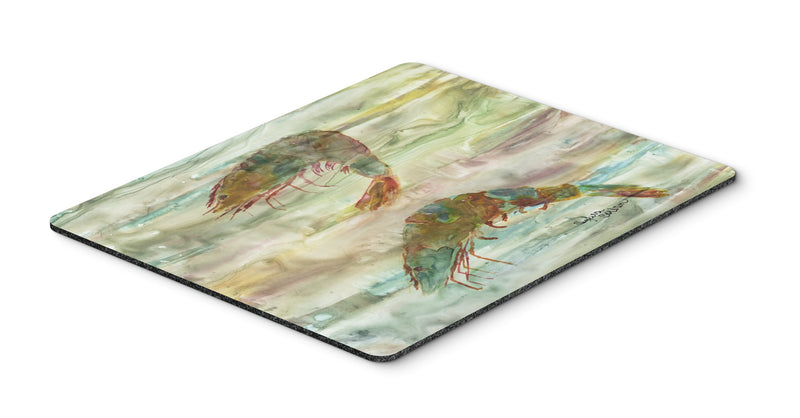 Buy this Shrimp Sunset Mouse Pad, Hot Pad or Trivet SC2014MP