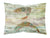 Buy this Shrimp Sunset Fabric Standard Pillowcase SC2014PILLOWCASE