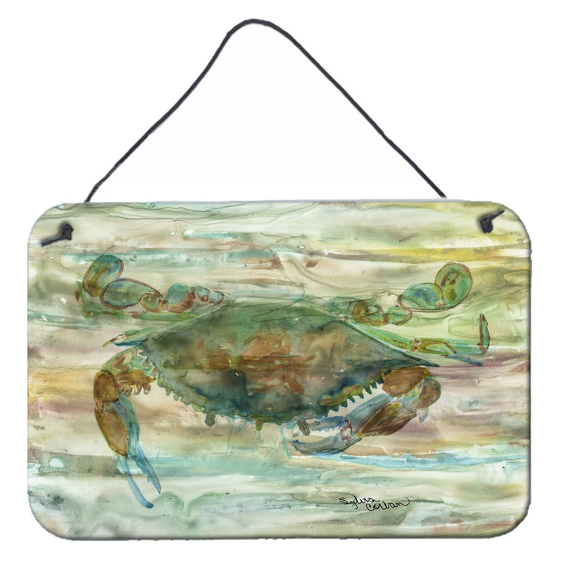 Buy this Crab a leg up Sunset Wall or Door Hanging Prints SC2015DS812