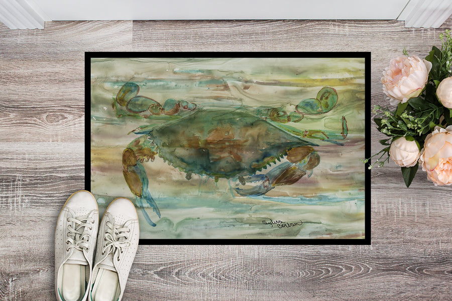 Buy this Crab a leg up Sunset Indoor or Outdoor Mat 18x27 SC2015MAT