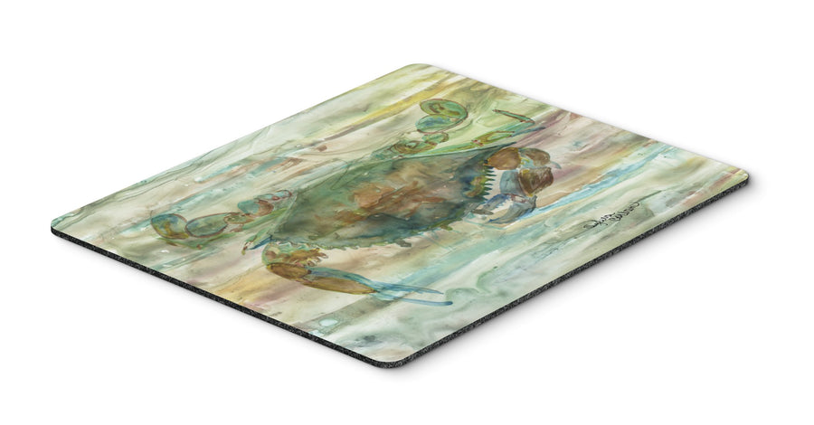 Buy this Crab a leg up Sunset Mouse Pad, Hot Pad or Trivet SC2015MP