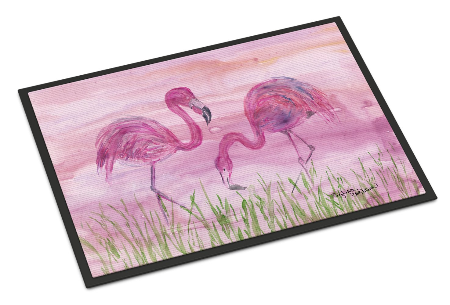 Buy this Flamingos Indoor or Outdoor Mat 24x36 SC2018JMAT